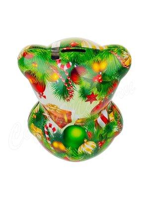 Чай Новогодний Зеленый Мишка Индийский черный 50 г