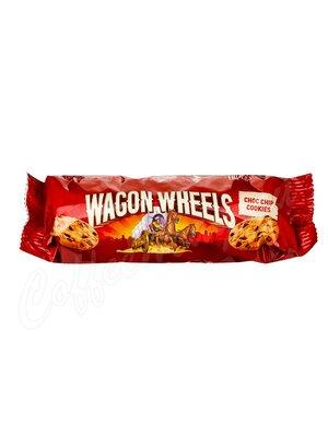 Wagon Wheels Печенье с кусочками шоколада 136 г
