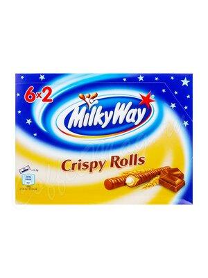 Батончики Milky Way Crispy Rolls 6x2 150 г