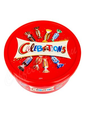 Шоколадки Mars Celebration 650 г