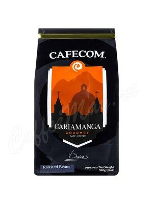 Кофе Cafecom Cariamanga в зернах 340 г