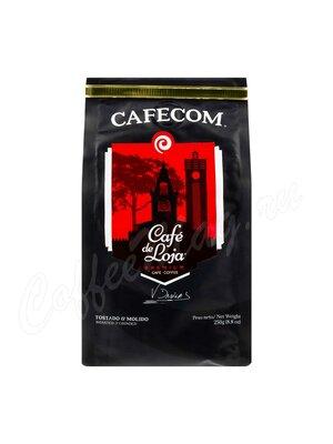 Кофе Cafecom молотый Cafe de Loja Premium 250 г