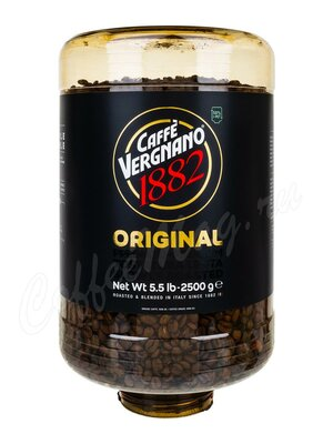 Кофе Vergnano в зернах Miscela 1882 Espresso 2.5 кг