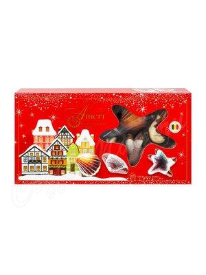 Ameri Шоколадные конфеты пралине 125г (красная)