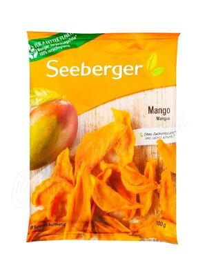 Seeberger Mango Манго сушеный, дольки 100 гр