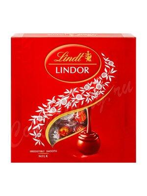 Шоколадные конфеты Lindt Lindor Milk 125 г