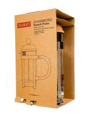 Bodum Chambord Френч-пресс 1 л пробковый (1928-109S)