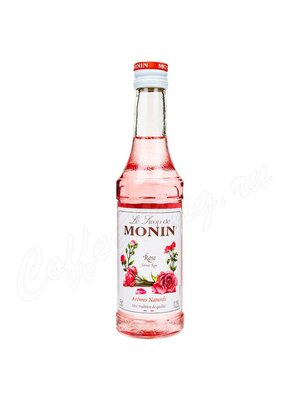 Сироп Monin Роза 250 мл