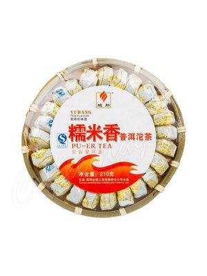 Пуэр То Ча Юннаньский жареный рис 1уп.-210 г (Шен)