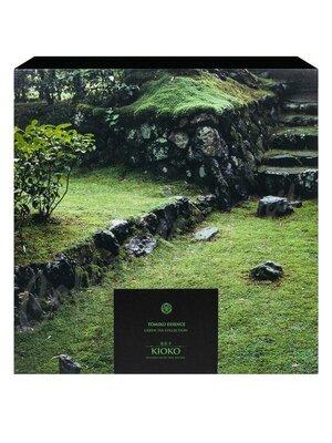 Kioko Tomiko Essence Подарочный набор зеленого листового чая 2 шт-100 г