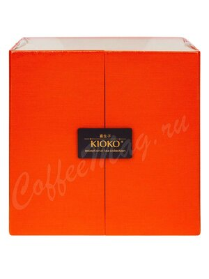 Kioko Wood Essence Terracotta Подарочный набор чая Ассам и Те Гуань Инь 2 шт-100 г