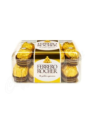 Ferrero Rocher Сундучок Шоколадные конфеты 200 г