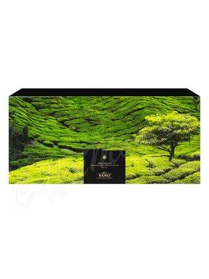 Kioko Hana Megumi Подарочный набор черного листового чая 4 шт-15 г