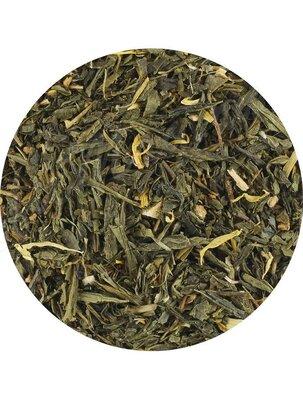 Зеленый чай Лимон с имбирем