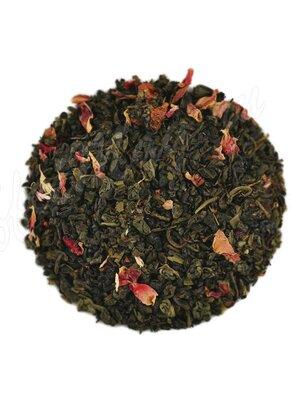 Зеленый чай Земляника со сливками