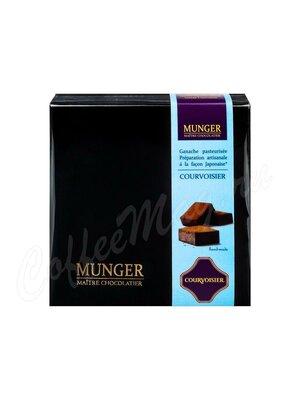D.Munger Трюфель с Courvoisier на горьком шоколаде 160 г