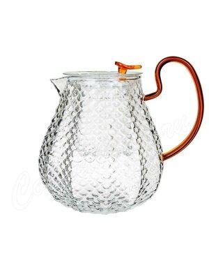 Чайник заварочный Zeidan Z-4303 стекло 1000 мл