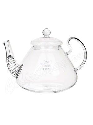 Чайник заварочный Zeidan Z-4223 стекло 1000 мл