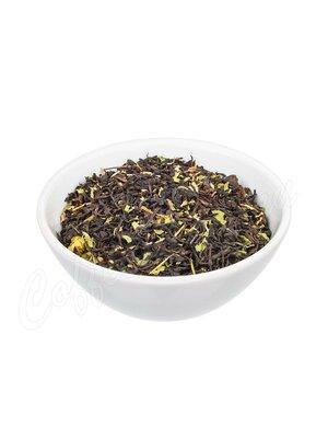 Черный чай с чабрецом и мятой