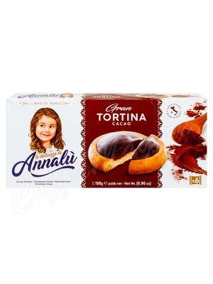 Annalu Тарталетки с шоколадной начинкой 198 г