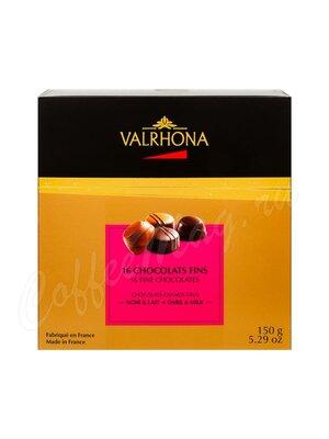 Valrhona Шоколадные конфеты ассорти 150 г
