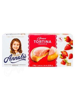 Annalu Тарталетки с клубничной начинкой 198 г