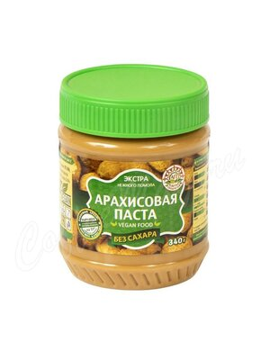 Паста АП Арахисовая без сахара 340 г