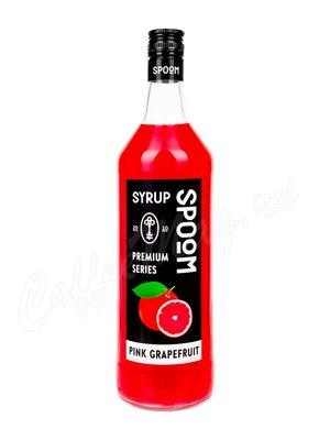 Сироп Spoom Розовый Грейпфрут 1 л