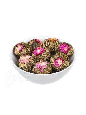 Связанный чай Моли Юй Лун Тао (жасминовый персик дракона)