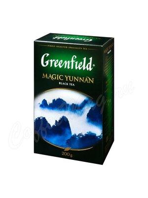 Чай Greenfield Magic Yunnan черный 200 г