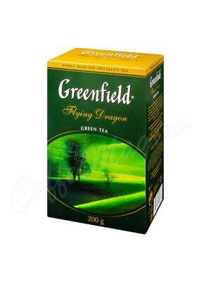 Чай Greenfield Flying Dragon зеленый 200 г