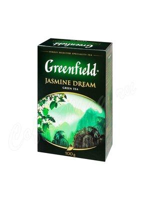 Чай Greenfield Jasmine Dream зеленый 100 г