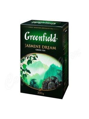 Чай Greenfield Jasmine Dream зеленый 200 г