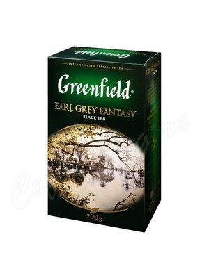 Чай Greenfield Earl Grey Fantasy черный 200 г