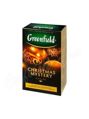 Чай Greenfield Christmas Mystery черный 100 г