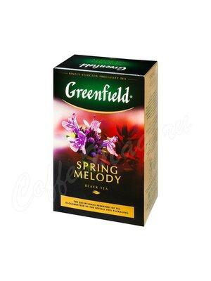 Чай Greenfield Spring Melody черный 100 г