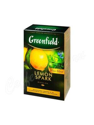 Чай Greenfield Lemon Spark черный 100 г