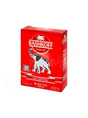 Чай Bashkoff Red Edition Pekoe черный 100 г
