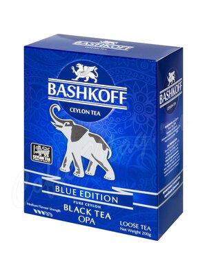 Чай Bashkoff Blu Edition OPA черный 200 г