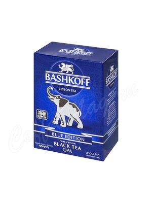 Чай Bashkoff Blu Edition OPA черный 100 г