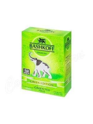 Чай Bashkoff Green Edition Pekoe 100 г