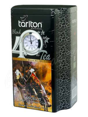 Чай Tarlton Ланцелот черный 200 г