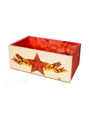 Ящик деревянный 24,5×14,5×9 см