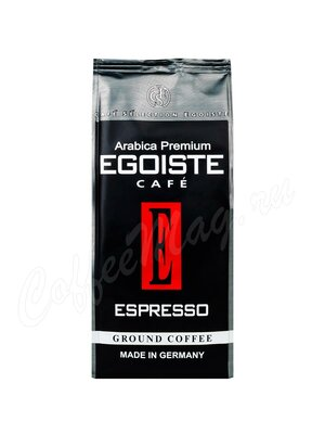 Кофе Egoiste молотый Espresso 250 г