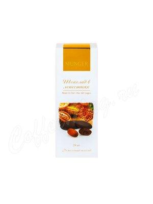 D.Munger Шоколад в лепестках Bean-to-bar 50 г
