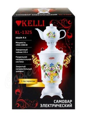 Самовар Kelli 4 л (KL-1325)