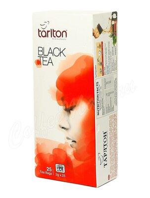 Чай Tarlton Black Teа 25 пак