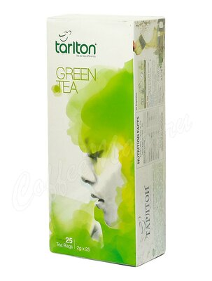 Чай Tarlton Green Tea 25 пак