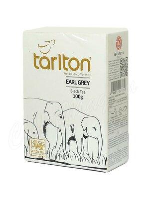 Чай Tarlton черный Earl Grey 100 г