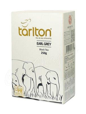 Чай Tarlton черный Earl Grey 250 г